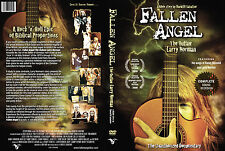 Fallen Angel - The Outlaw Larry Norman (DVD) documentary Christian CCM NEW