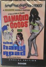 Damaged Goods 1961/ The Hard Road  (DVD-R 2011 SPECIAL EDT. ) RARE SET BRAND NEW