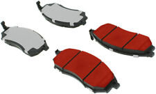 Disc Brake Pad Set-AWD Front Centric 500.08880