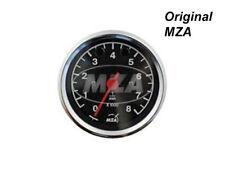 Mz Meccanico Contagiri Ø 80mm Controllo Spie Rosso + Giallo - Moto ETZ