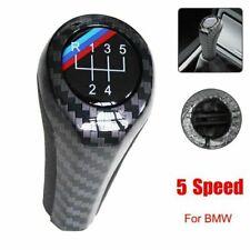 5 Gang Auto Schaltknauf Schalthebel Schaltknopf für BMW E36/E39/E46/E60/E90/E92