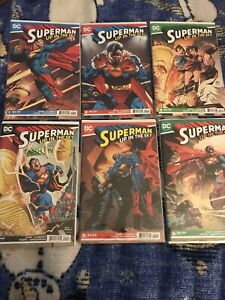Superman: Up In The Sky #1-6 Complete Set (2019) DC Comics