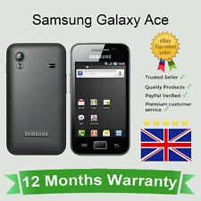 Unlocked Samsung Galaxy ACE GT-S5830 Android Mobile Phone - Black