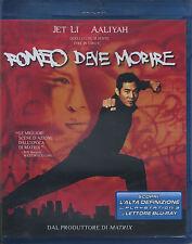 Romeo deve morire (blu-ray) Warner Home Video
