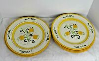 "Stangl Pottery 10"" Tulip Dishes - Set of 7. Vintage."
