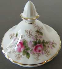 Royal Albert Lavender Rose Sugar Bowl Lid Only Replacement