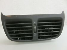 98-03 MERCEDES-BENZ W208 CLK430 CENTER DASH AIR VENT BLACK OEM