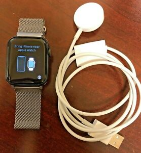 Apple Watch Series 6 44mm Milanese Band (GPS + Cellular)