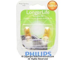 NEW Philips BC9667 168NA Automotive 2-Pack 168NALLB2 Bulb