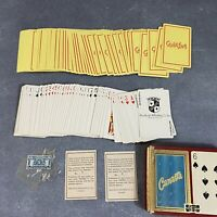Vintage Bruelheide Publising Co. Minneapolis Canasta Playing Cards