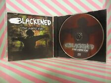 BLACKENED This Means War CD TF037