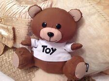 Moschino Teddy Bear Umbrella NWT.