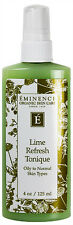 Eminence Lime Refresh Tonique 125ml(4oz) Oily To Normal Skin Fresh New
