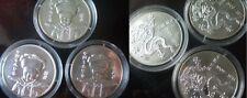 Monedas Juego 3 Pieza : CHINA 1909-1911 PLATA - Chino monedas