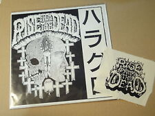 """RISE FROM THE DEAD Haraguro JAPAN 7"""" FLEXI w/PATCH s.o.b. o182"""