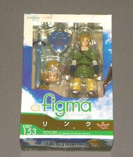 Figma Link Zelda Action Figure Skyward Sword Nintendo Good Smile Company