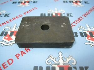1937-1940 Buick Body to Frame Mount. Sill Shim Insulator Pad