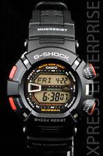 NEW WITH TAGS Casio Gshock Mudman Digital G9000-1V BLACK Watch