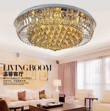 Modern Fashion K9 crystal ceiling lamp LED chandeliers living Room pendant light