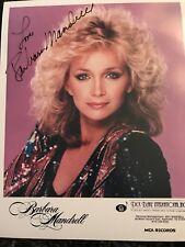 Grammy Award Winner Barbara Mandrell Autograph SIGNED 8x10 Photo