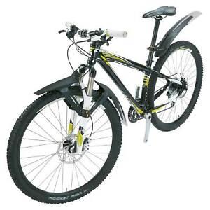Topeak Defender MTB Bike XC1 / XC11 29er Front / Rear Mudguard / Fender Set