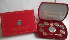 Vatikan KMS Kursmünzensatz PP 2004