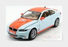 Bmw 3-Series M3 Coupe Gulf Oil 2005 Light Blue Orange MOTORMAX 1:24 MTM79644