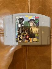 Blues Brothers 2000 (Nintendo 64) N64 Authentic Cart Only Blockbuster