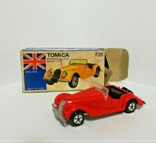 Vintage Tomica No. F26 Morgan Plus 8 1/57 MINT W/BOX - Made in Japan
