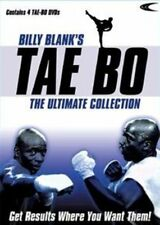 Billy Blanks TAE Bo The Ultimate Collection 5031932112672 DVD Region 2