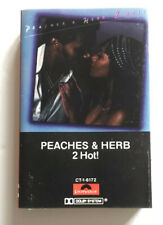 Peaches & Herb ‎– 2 Hot! - CASSETTE