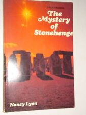 1992 Steck-Vaughn The Mystery of Stonehenge Paperback Book by Nancy Lyon