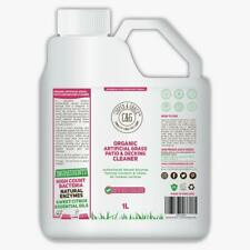 Organic Artificial Grass Patio And Decking Cleaner Destroys Urine Smells 1 Litre