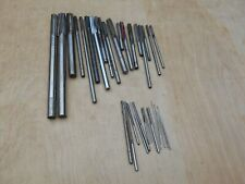 New listing Machinist reamers lot of 35