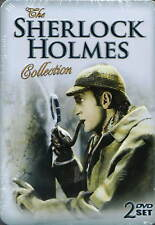 Sherlock Holmes Collection (DVD, 2012, 2-Disc Set) NEW SEALED in Metal Tin