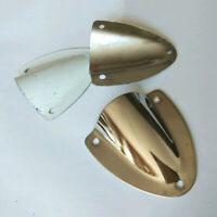 """ATTWOOD STAINLESS CLAM SHELL VENTILATOR 1.5/""""x1.75/"""" 3847"""