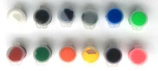 x12 Epoxy Resin Color Paste Pigment Glitter Gel Builder Colorant Dyestuff DIY