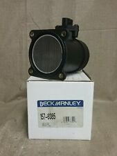 Beck Arnley 157-0187 Reman Mass Air Flow Sensor For 1989-92 Mitsubishi 1.5L 1.6L