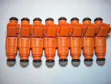 Set of Eight 8 Flow Matched Refurbished Fuel Injectors # 0280155917 Ford Bosch