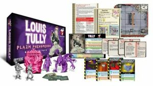 Ghostbusters - Board Game #2 Louis Tully Plazm Phenomenon Expansion-CRY02402