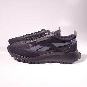 Reebok Men's Classic Legacy Sneakers FY7377 Black/Grey
