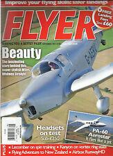 FLYER,   SEPTEMBER, 2012  ( MAKING YOU A BETTER PILOT )   HEADSETS ON TEST