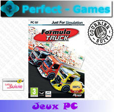 FORMULA TRUCK PC DVD Games jeux PC neuf new sous blister
