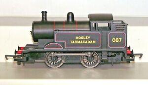 Hornby R3360 Mosley Tarmacadam 0-4-0 Tank Locomotive 087 Used VNMNB