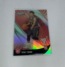 Trae Young 2017-18 Panini Black Friday Rookie Card 185/199