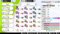 Pokemon Sword And Shield Box Of Random VGC EVO Shiny Eggs! + Crown Tundra