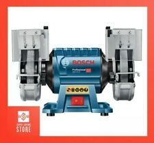 Bosch Blue Professional 350w Workshop Heavy Duty Bench Grinder Protective Glass