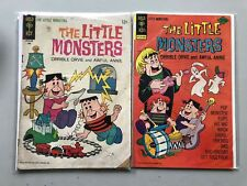 Lot of 2 Little Monsters (1964 Gold Key) #10 34