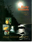 Early Winters Catalog 1980 Unique Outdoor Equipment Seattle good condition