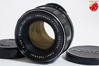 Near Mint PENTAX Super-Takumar 55mm f2 M42 Screw Mount MF Prime Lens from Japan